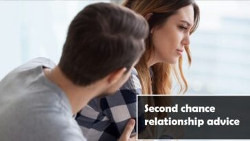 Second chance relationship advice